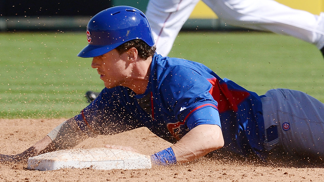 Coghlan chipping in with key hits off bench
