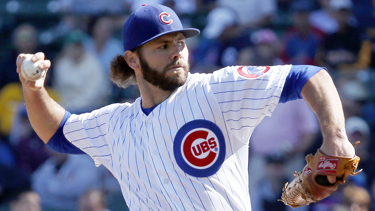 Arrieta likely to make season debut this weekend