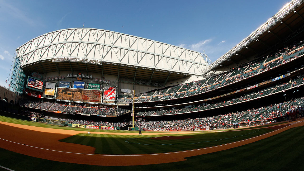 Prioritizing fan safety, Astros unveil measures