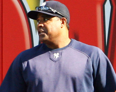 Harkey es el nuevo coach de pitcheo de D-backs