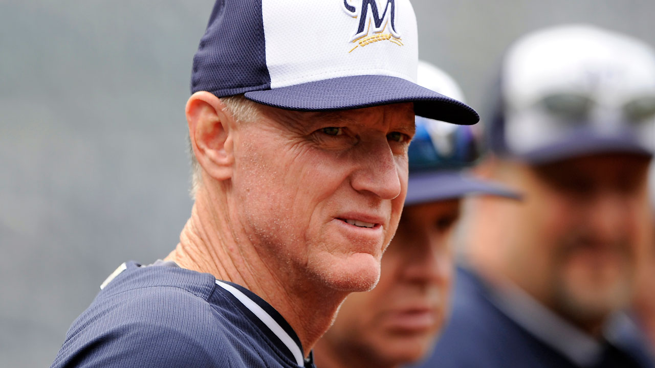 Roenicke on trade talk: 'I like what we have'