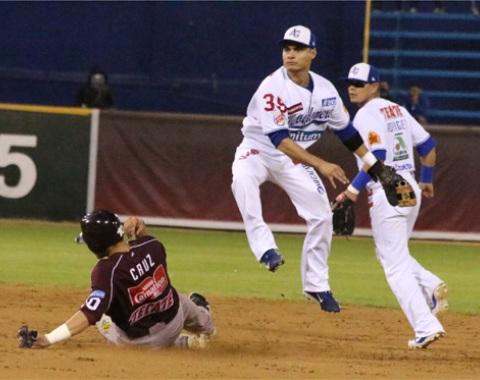 Guasave vence a Culiacán y corta racha perdedora
