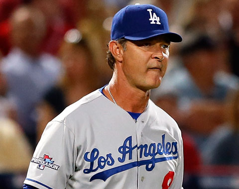 Don Mattingly continuará con Dodgers en el 2014