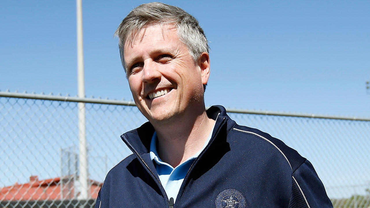 Luhnow has high praise for Lancaster club