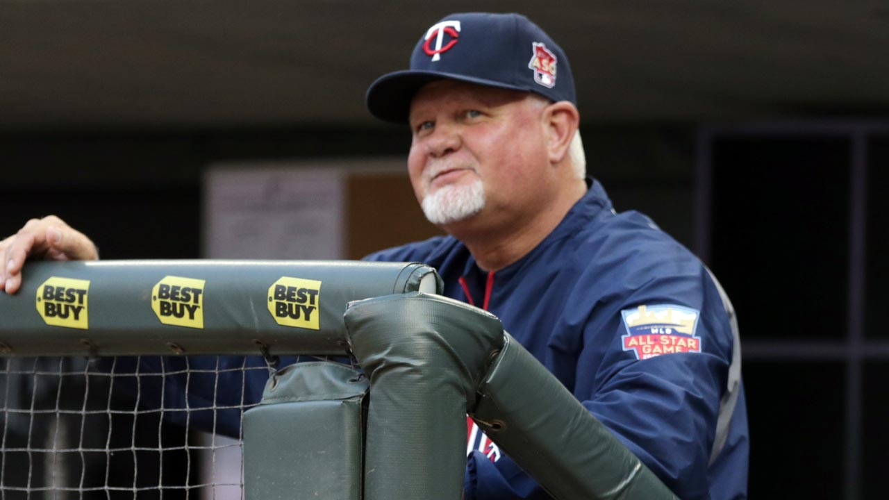 Gardenhire excited to coach in All-Star Game