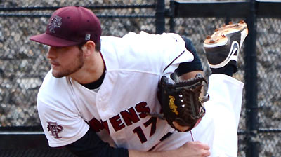 Cubs take college righty Graham in 13th round