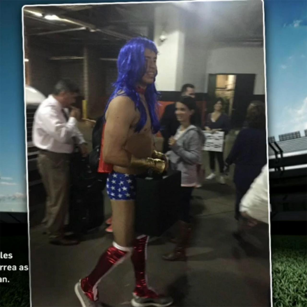 Correa Wonder Woman