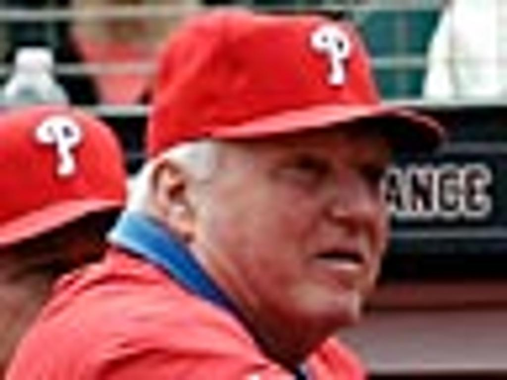 Manuel doesn't think Phils have underachieved