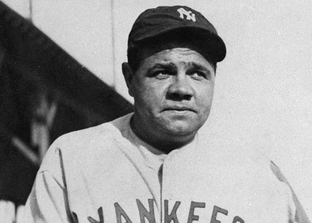 main image Babe Ruth Yankees