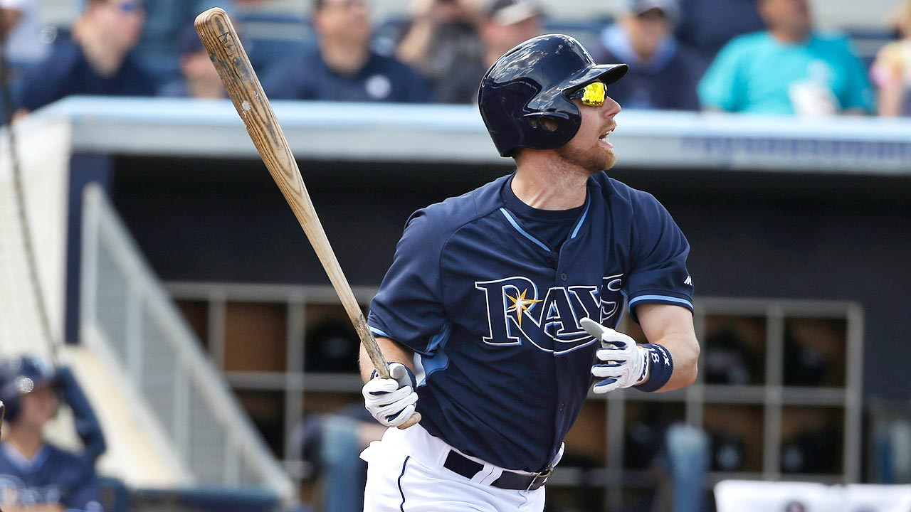 Zobrist, Jennings, Joyce homer in Rays' win