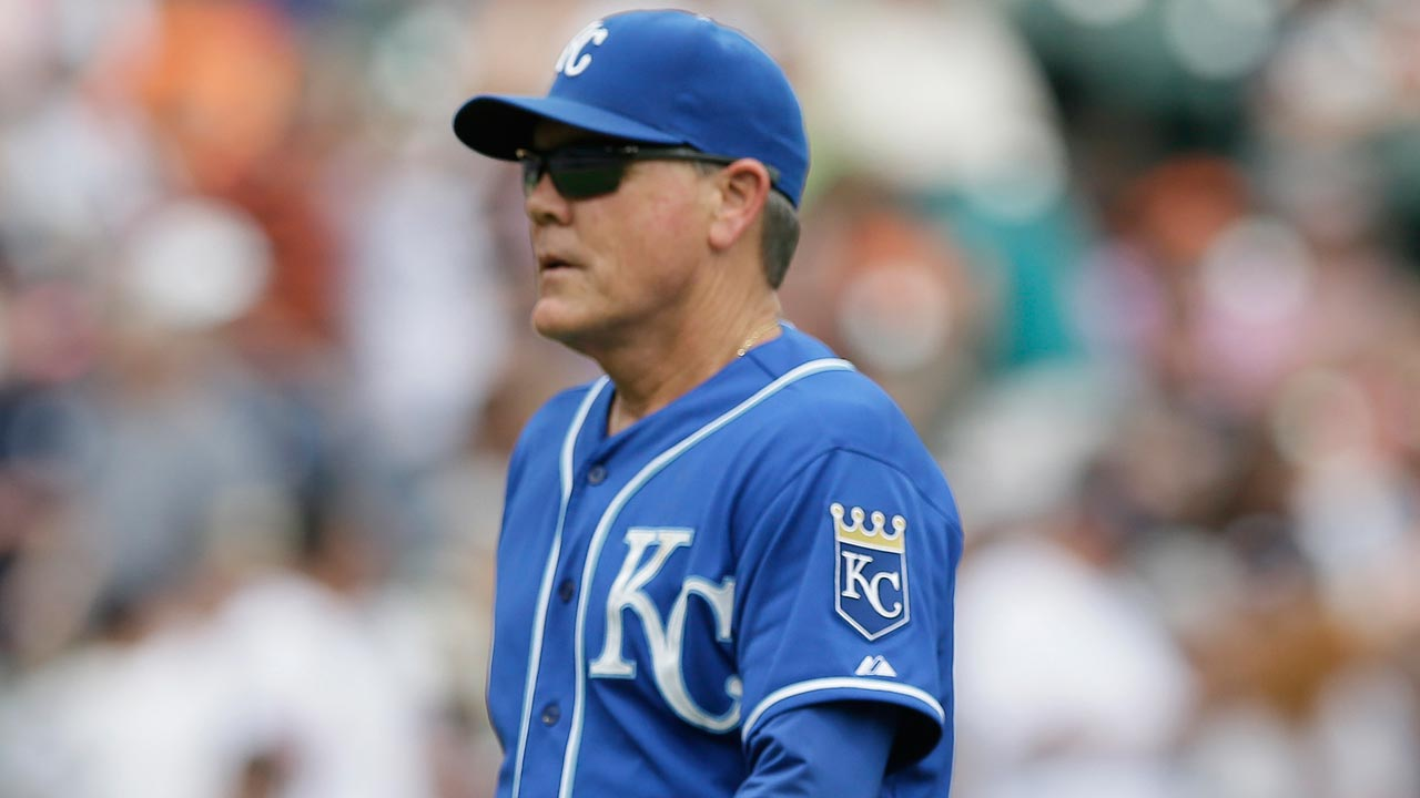 Yost: 'Big couple of weeks' for Royals' playoff hunt