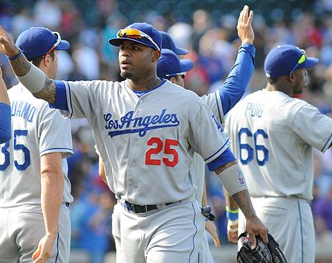Los Dodgers con un ritmo histórico fuera de casa