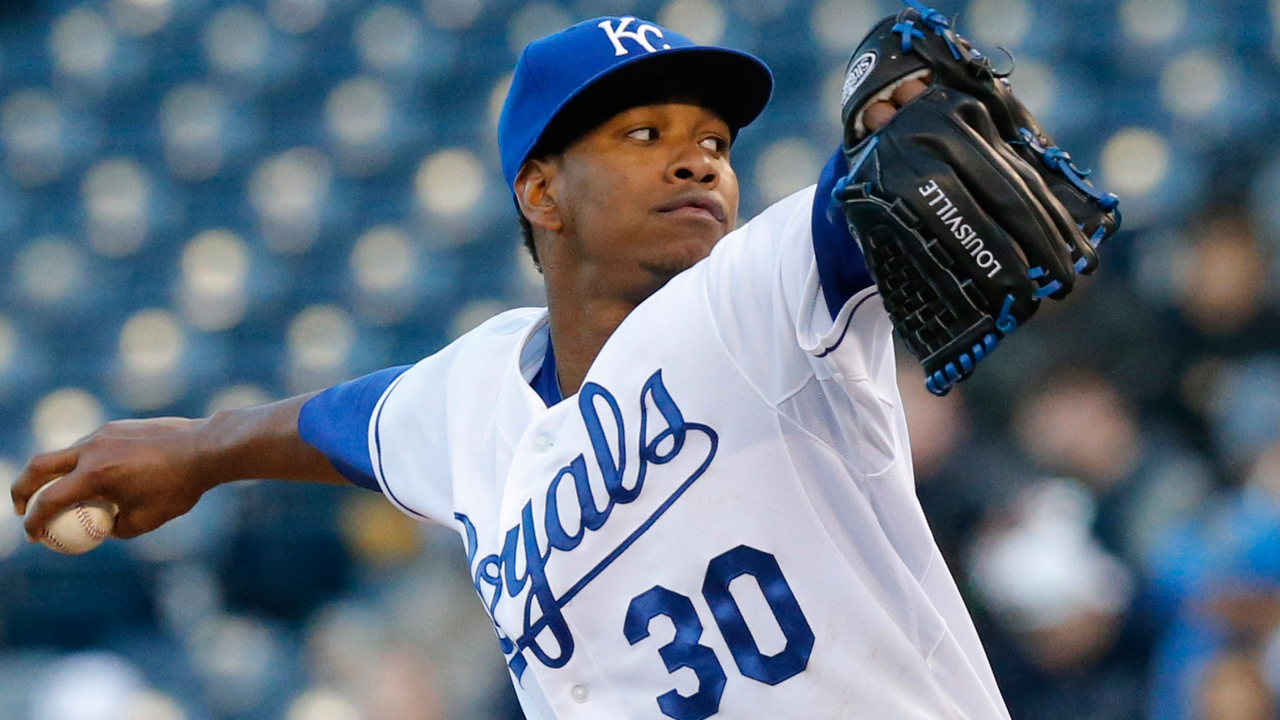 KC's Ventura elevating already-impressive staff