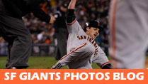 SF GIANTS PHOTOS