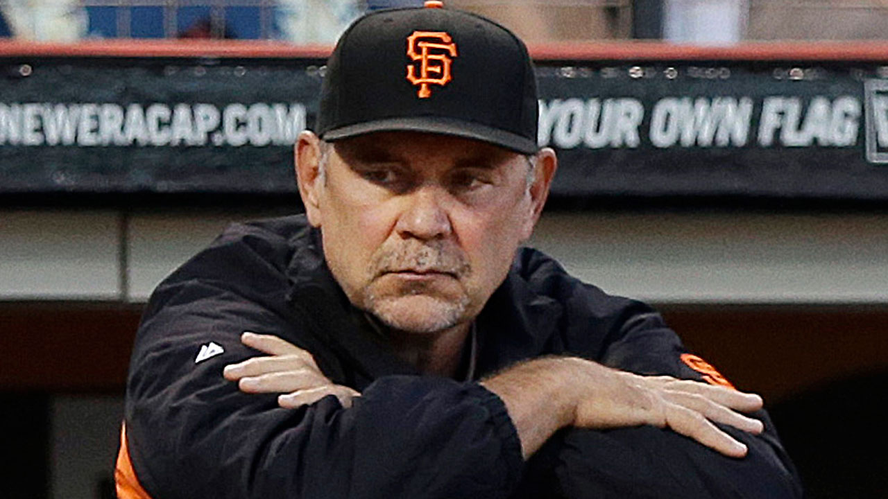 Bochy keeping watchful eye on wildfires
