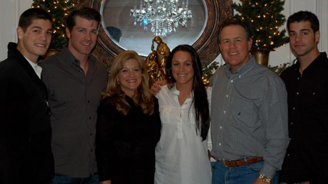 Yost family's best gift is being together for holidays