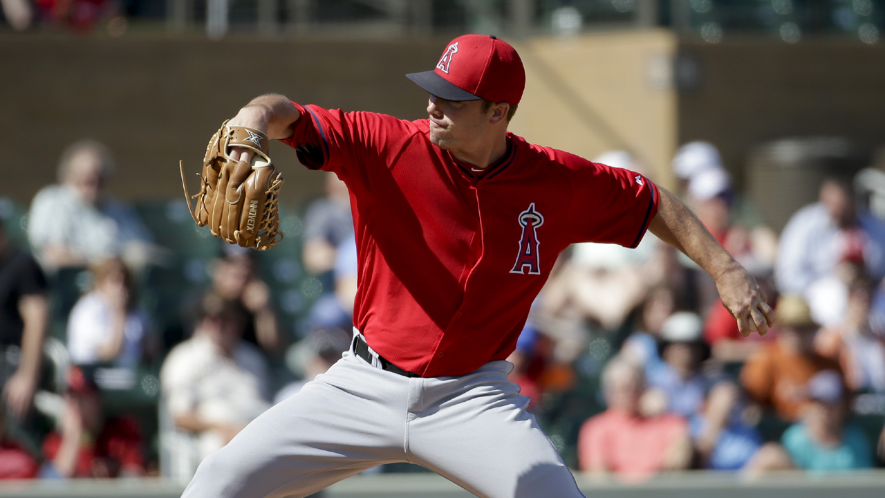Angels laud Burnett's performance in rehab