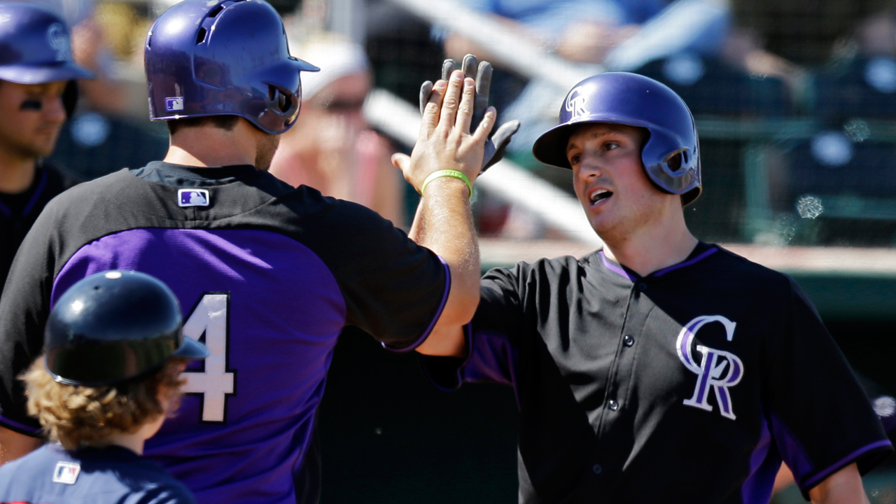 Rockies' win over Tribe tempered by Arenado's exit