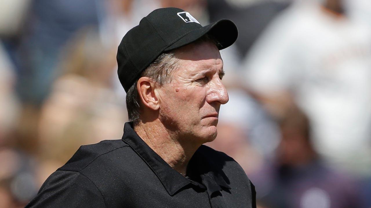 Veteran umpire McClelland to miss 2014 season