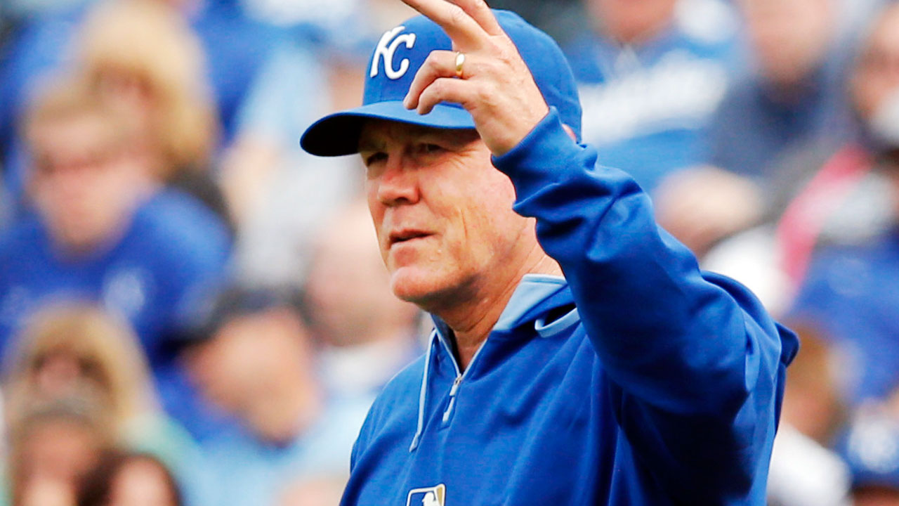 Yost isn't worried about Royals' lack of homers