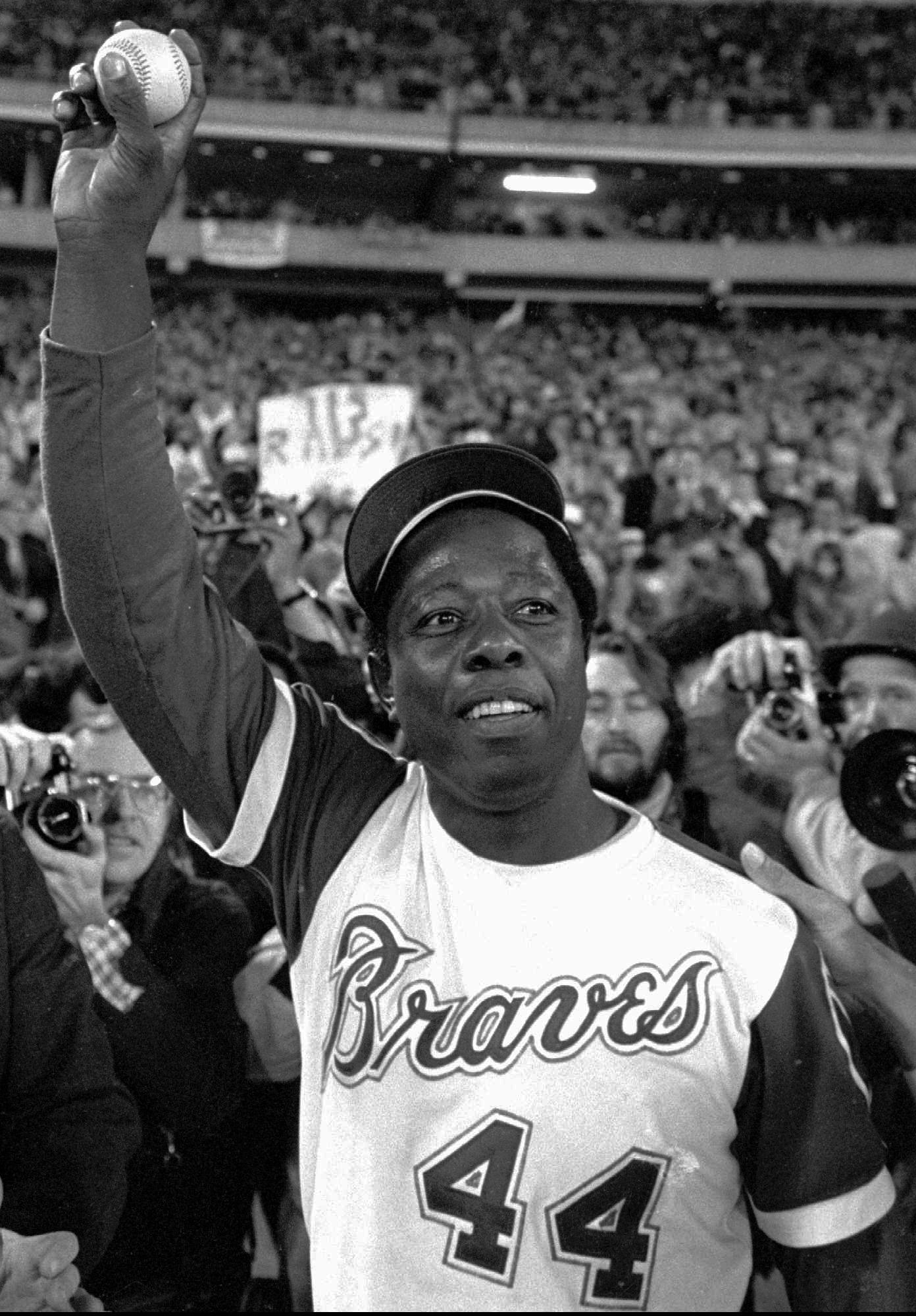 Hank Aaron's 715th