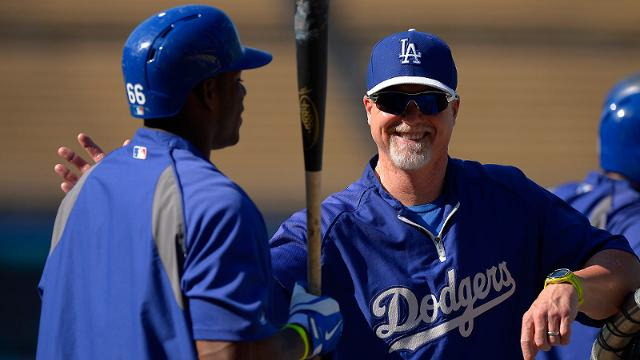 Communication key aspect of McGwire's job