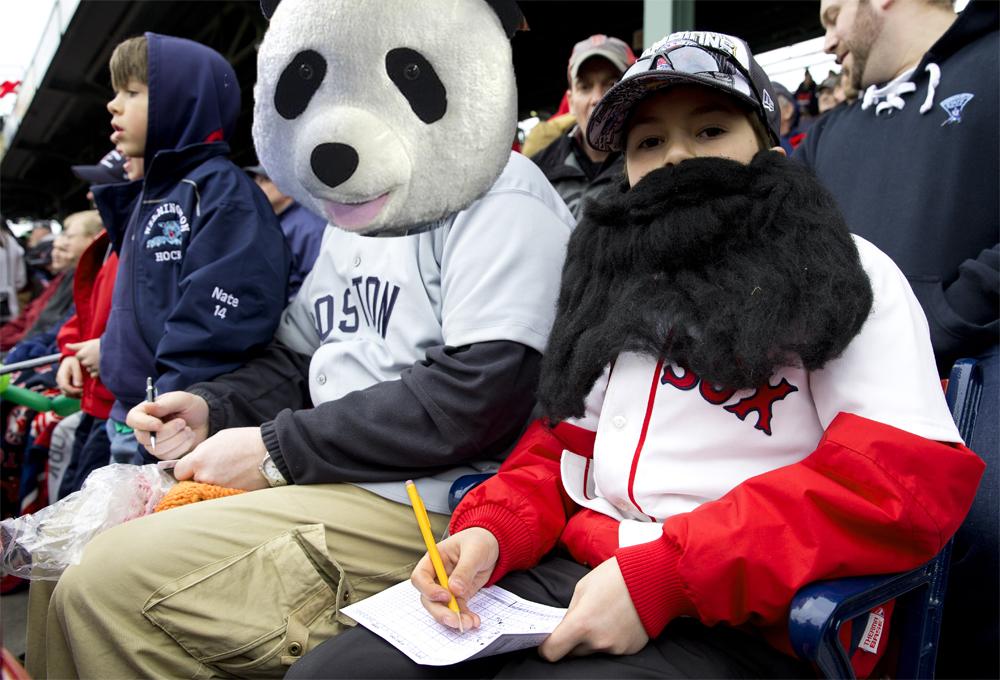 Beard Panda