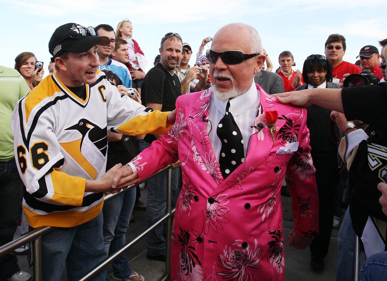 Don Cherry suit
