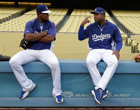 Dodgers van a San Luis para Serie de Campeonato