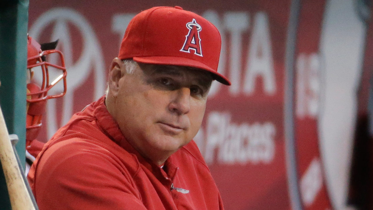 Before Trout, Scioscia had Philly homecoming