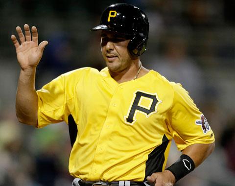 Tony Sánchez trabaja para dar el salto a Piratas