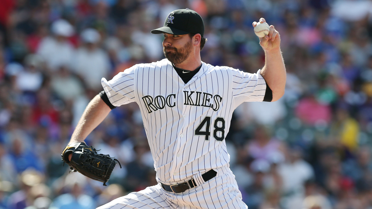 Logan set for rehab outing at Triple-A