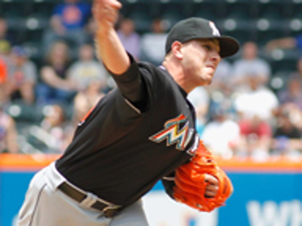 Talented pitching staff has Marlins hopeful for '14