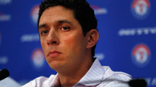 """I think there's a little bit of confidence going into the offseason,"" said Jon Daniels."