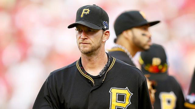 Command, inning get away from Burnett in a hurry