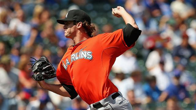 Lackey Makes Debut; Marlins Beat Red Sox 5-4