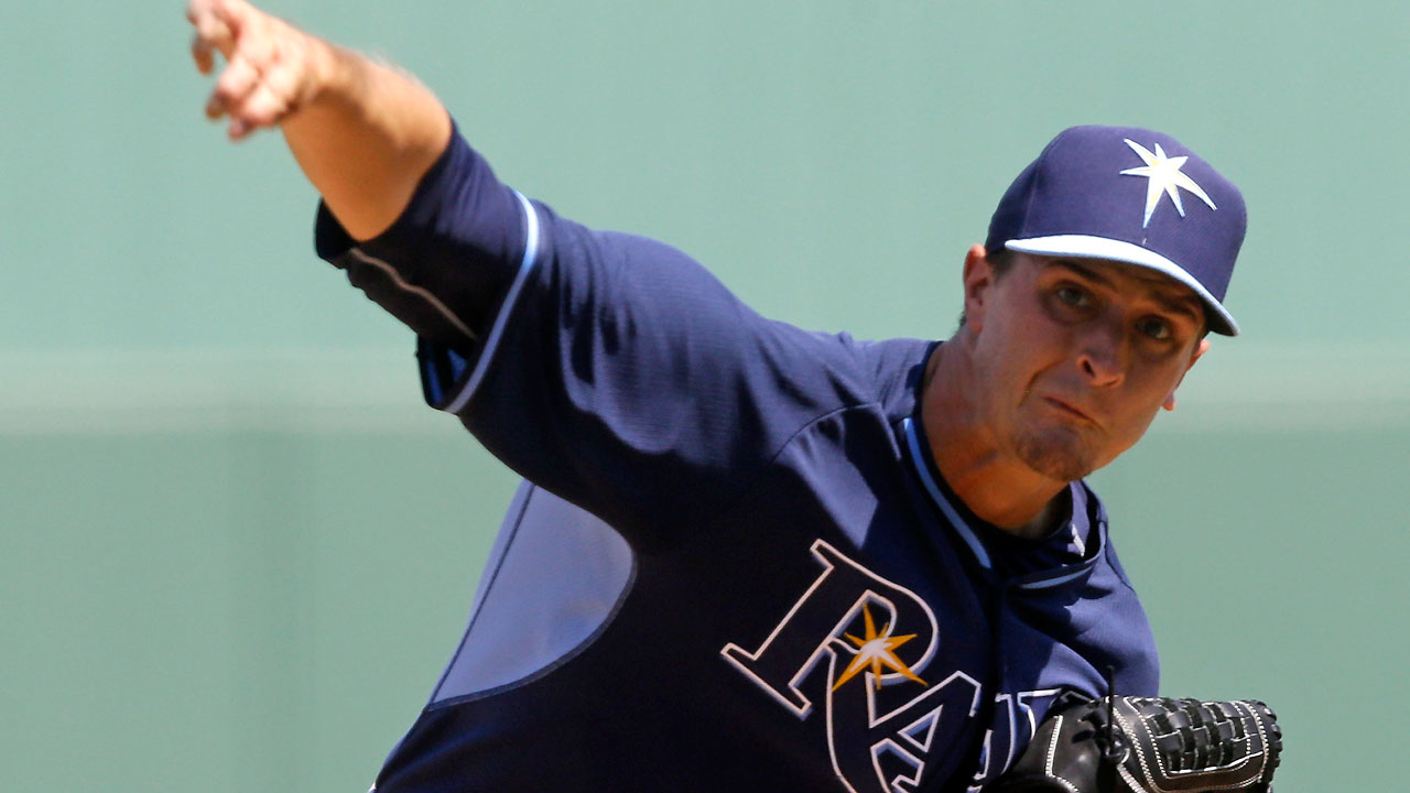 Odorizzi delivers solid outing as Rays beat Bucs