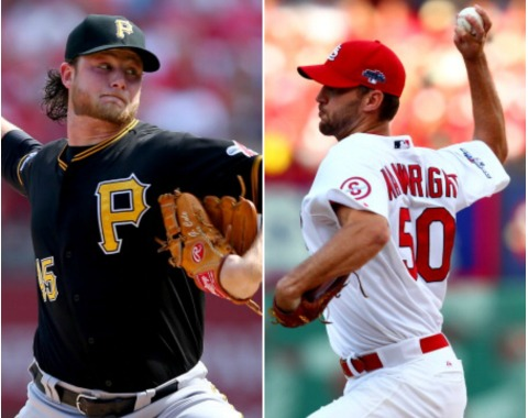 Wainwright y Cole en duelo por seguir en playoffs