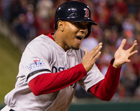 Bogaerts, un arubeño que ha brillado en Boston