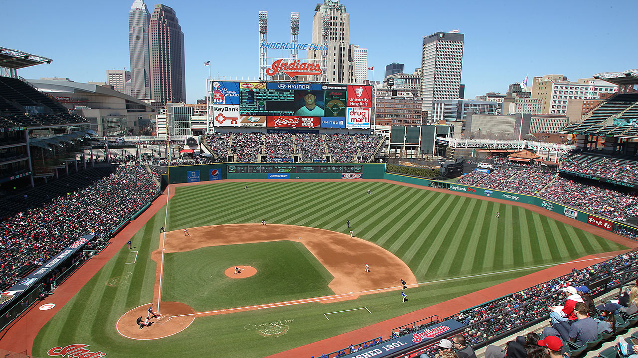Indians to announce major Progressive Field upgrades