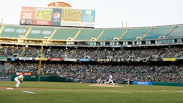 Seeking A's, San Jose officials sue MLB