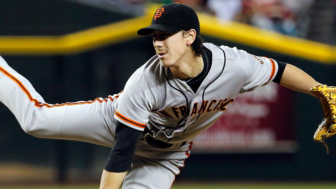 Lincecum, Pence talk World Cup
