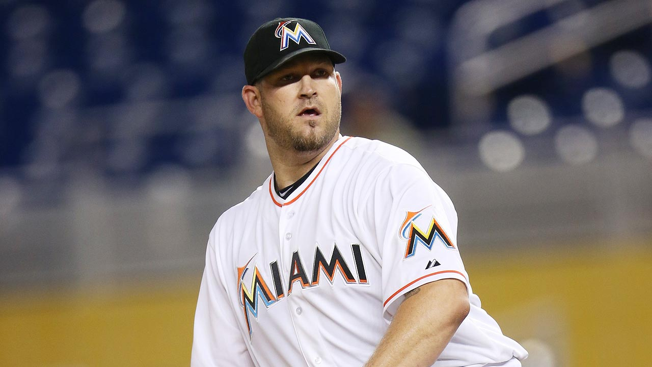 Hand or Penny headed to Marlins' bullpen