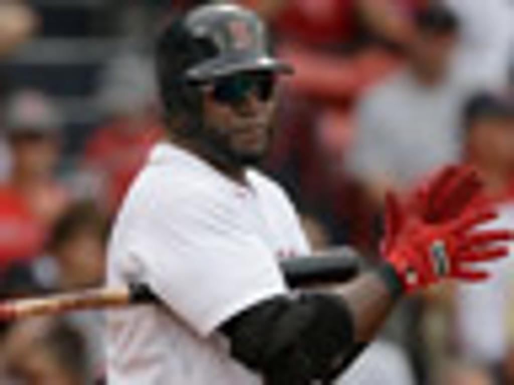 El dominicano David Ortiz quiere otro año de contrato