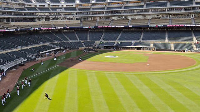 Twins host annual Pitch, Hit & Run competition