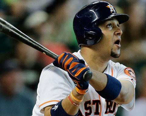 Corporán sale de la lista de lesionados de Astros