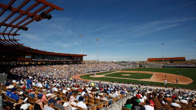 Spring Training schedule kicks off on Feb. 28