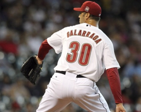 Rockies adquieren al pitcher Armando Galarraga