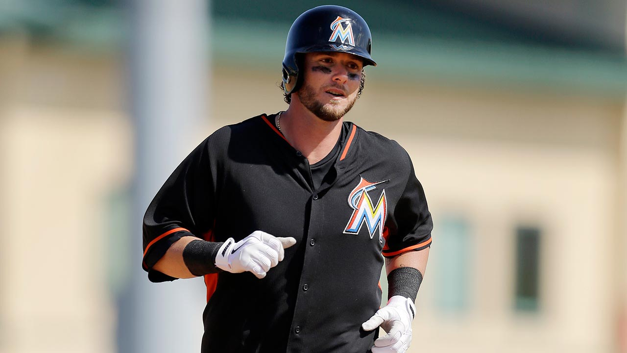 Salty's homer helps Marlins overcome miscues