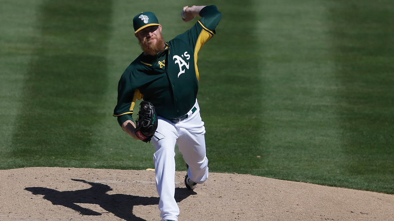 A's launch 'Green Collar Baseball' campaign